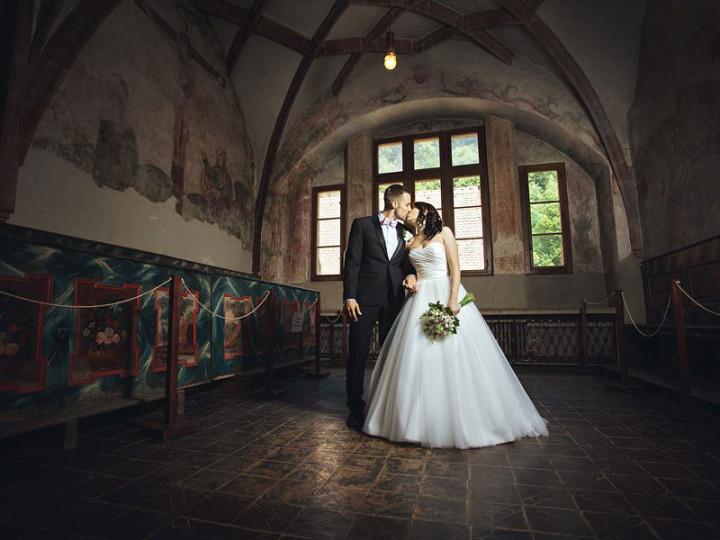 Netradičné miesta pre vašu vysnívanú svadbu