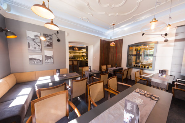 Reštaurácia a kaviareň
