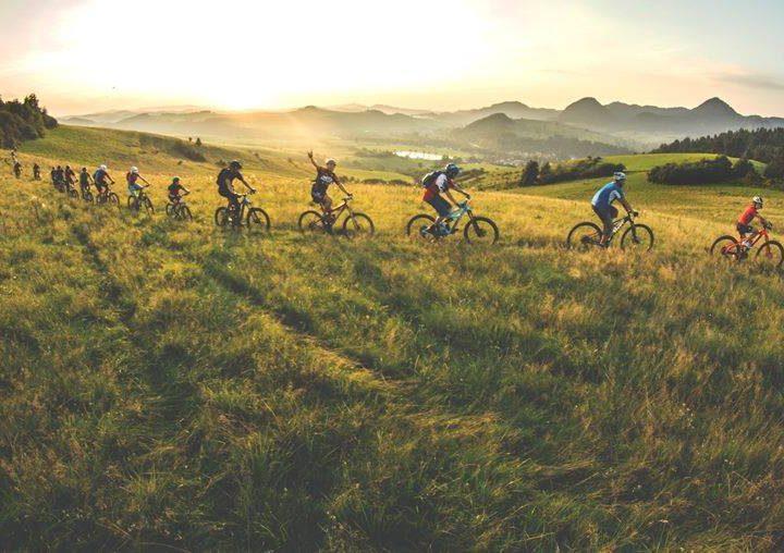 Najmenší národný park, najväčší cyklistický zážitok