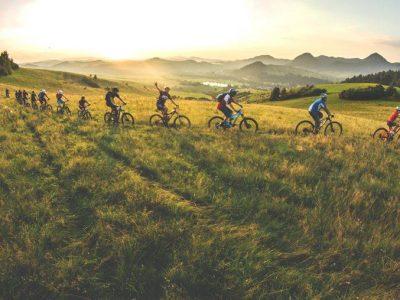 Milovníci horskej cyklistiky sa nevedia dočkať jari