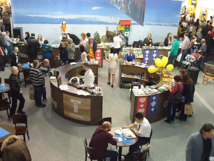 Región severného Spiša a Pienin na medzinárodnej výstave cestovného ruchu