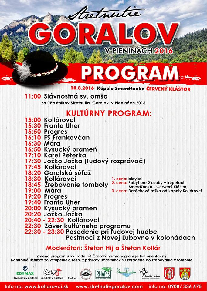 8-20-2016_Stretnutie Goralov program