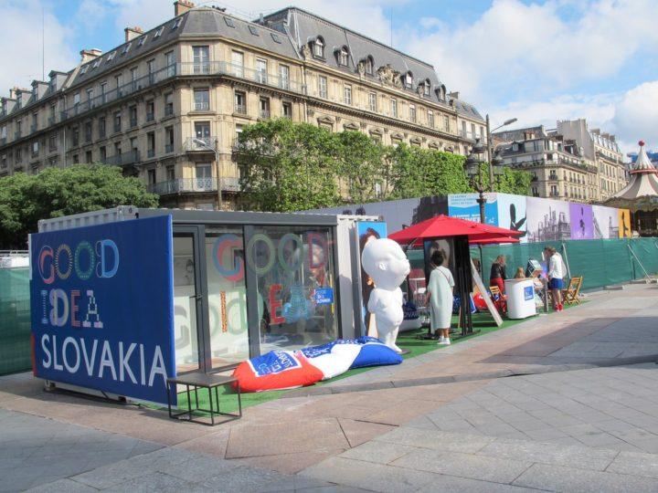 Na EURO 2016 sa predstavuje aj Slovensko a jeho kultúra
