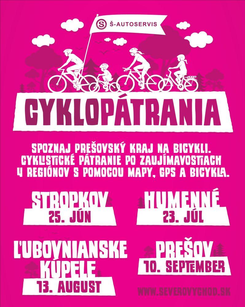 Cyklopatrania 2016