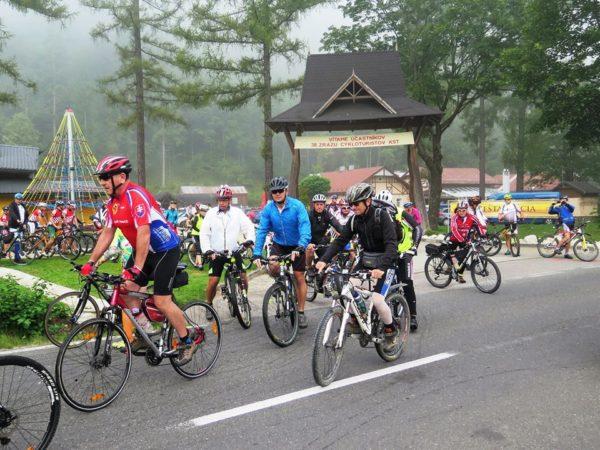 Cyklozraz v Pieninách