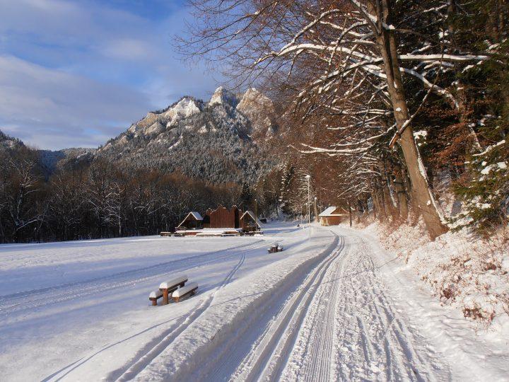 Krásy Pienin možno spoznať aj v zime