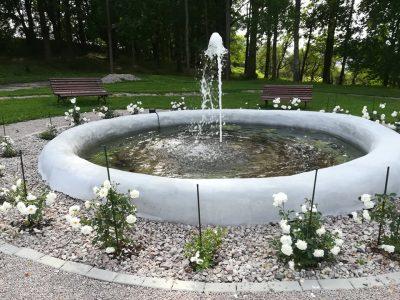 Historickú fontánu pod Ľubovnianskym hradom obnovili
