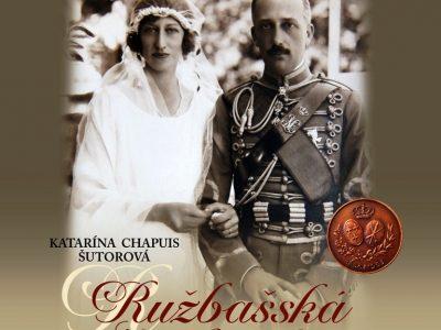 Výnimočná kniha Ružbašská kráľovská svadba finišuje