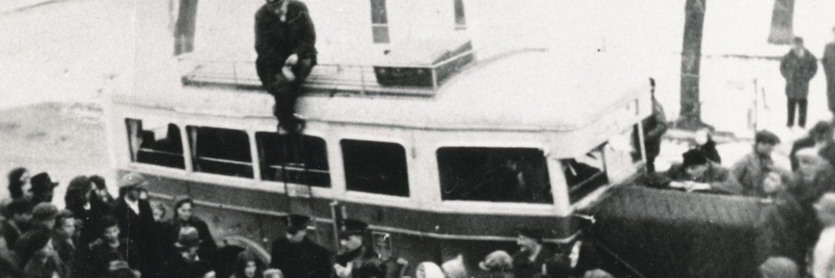 Deportácia Židov zo Starej Ľubovne